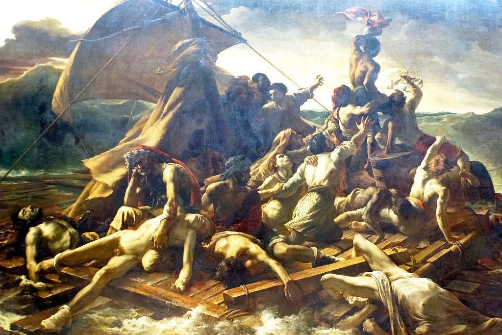 France-003341B - Raft of the Medusa