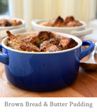 Brown Bread & Butter Pudding