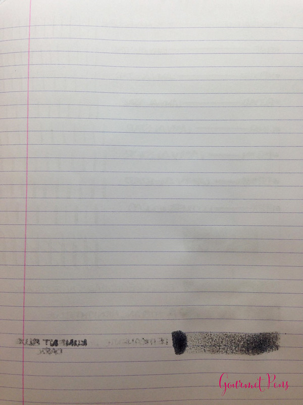 Review: ESS Registrar's Blue-Black Ink