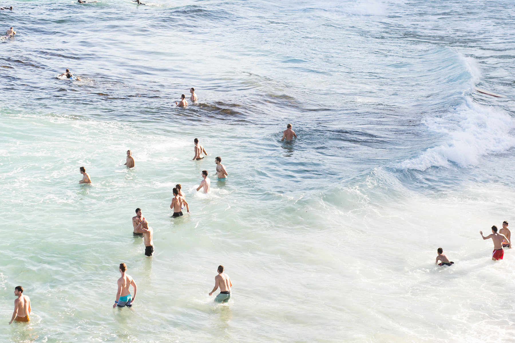 Tamarama beach photo by Carin Olsson (Paris in Four Months)