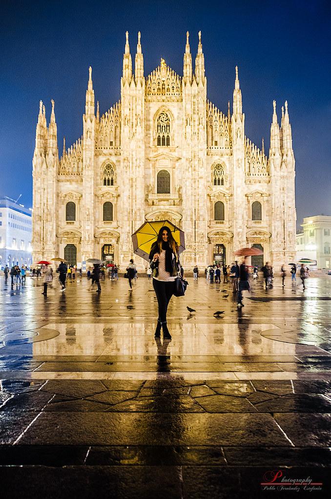 Wet Milano Camara Camera Nikon D5100 Objetivolense Ta Flickr