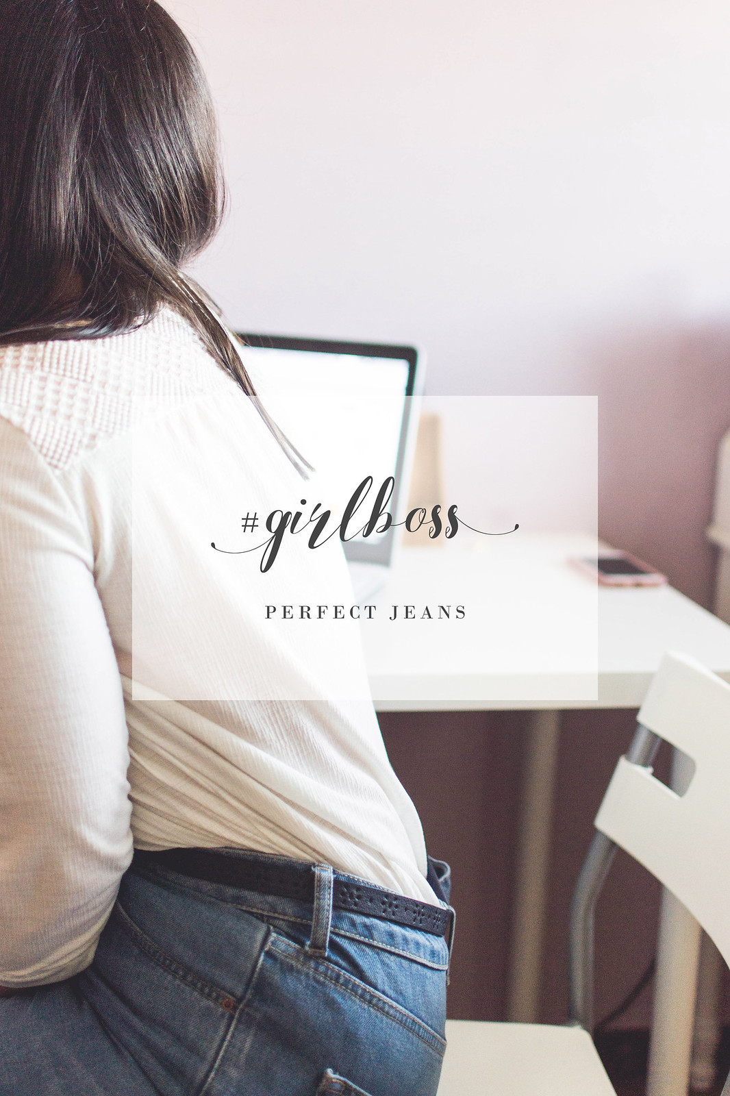 #Girlboss Perfect Jeans