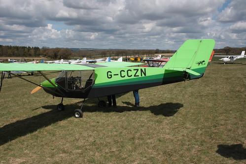 G-CCZN Rans S6ES [PFA 204-14275] Popham