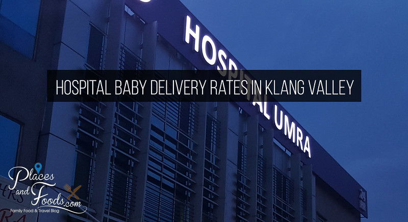 Hospital Baby Delivery Rates in Klang Valley poster