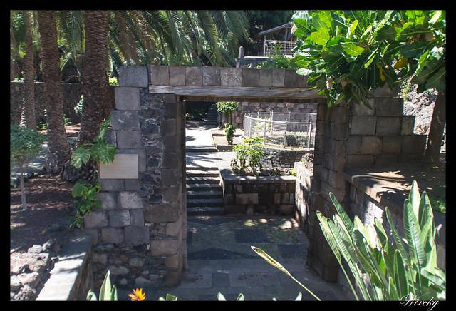 Garachico roque piscinas naturales caleton - Puerta de Tierra