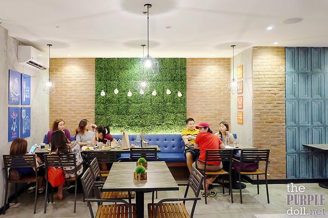 Blue Rocket Kitchen Cafe Quezon City