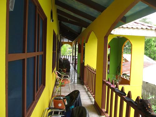 Tortuguero: notre hôtel