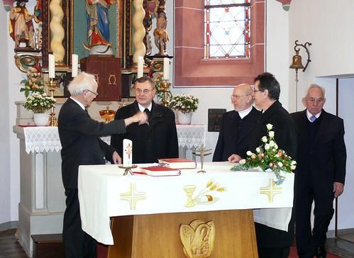 8.3.2009 500 Jahre Kapelle Dedenbach
