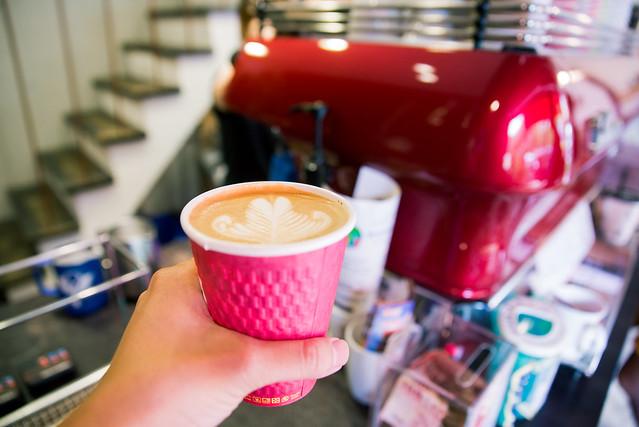 新竹/東區–不只是馬雅/質感咖啡外帶吧–HILA STEP