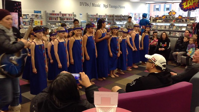 Hoon Hay School Kapa Haka performance