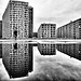 mirrored world by d26b73
