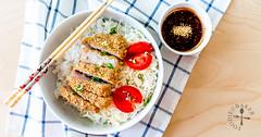 FB-Baked Tonkatsu (Japanese Pork Cutlet)