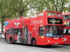 London City Tour Y208 NLK