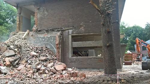 afbraak oude bouw (5)