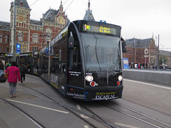 GVBA tram 2099 Amsterdam CS