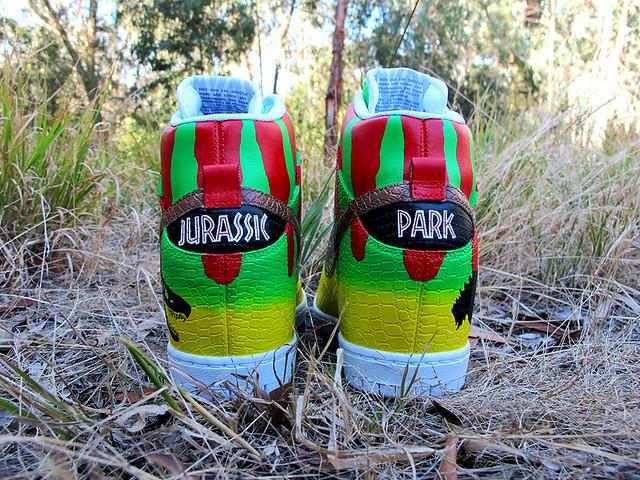 Jurassic Park Sky High