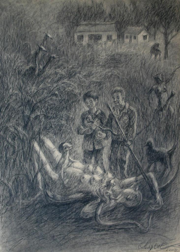 Zhoukui Maomao - Were Discovered