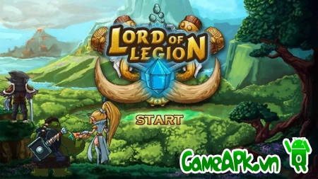 Lord Of Legion v1.6.2 hack full cho Android