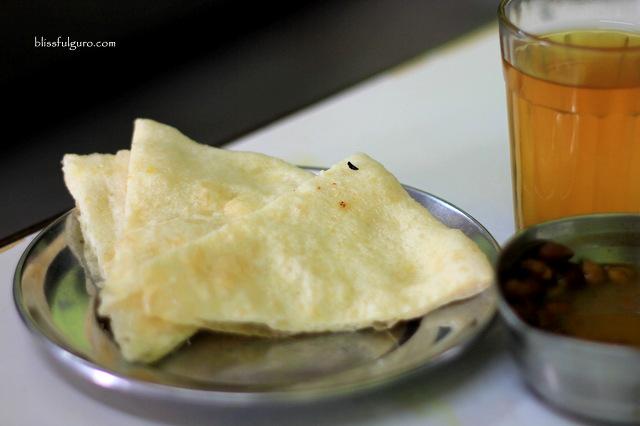 Nepal Food Puri