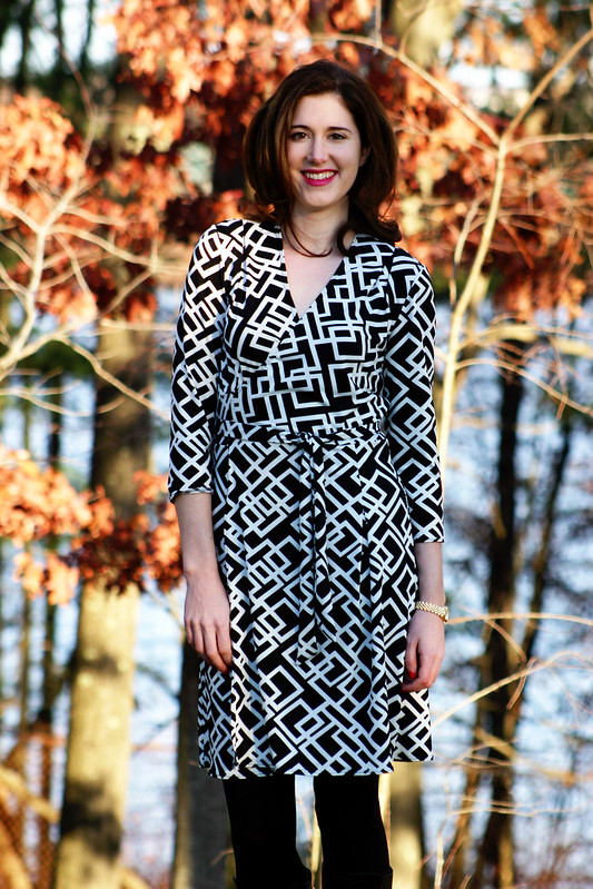 Dvf Wrap Dress Review DVF Wrap