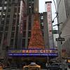 New York at Christmas time.