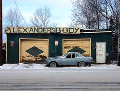 Benz at Alexanders