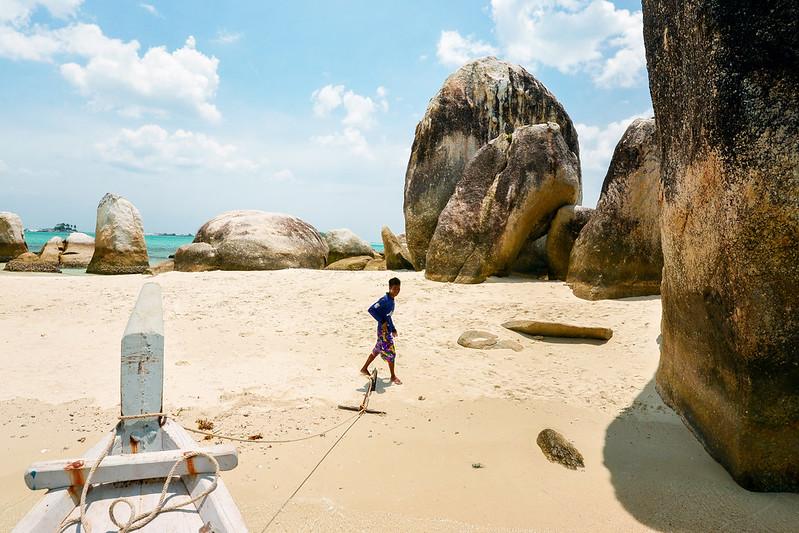 Belitung, Indonesia/ © Nikka Corsino