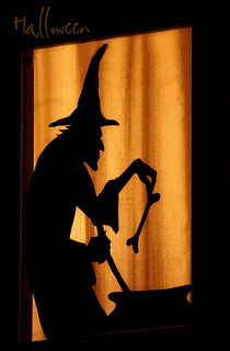 Witching time of night...
