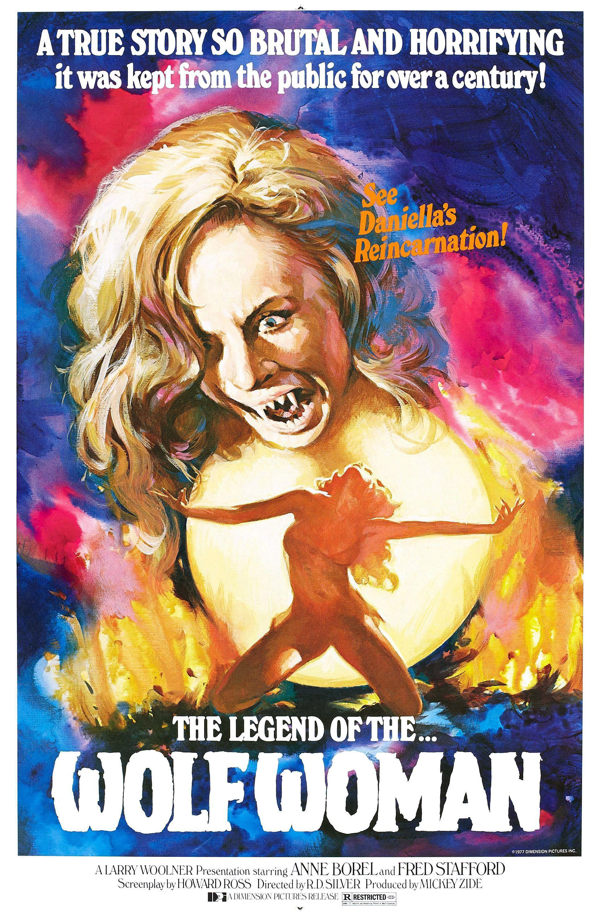 The Legend of the Wolf Woman (1976)