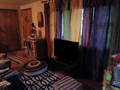 boho curtain panels
