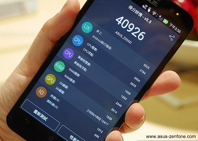Asus Zenfone 2 mạnh mẽ trong thiết kế lẫn phần cứng - 59972