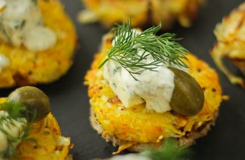 Vegetarian canap s for dinner parties demuths for Vegetarian canape ideas