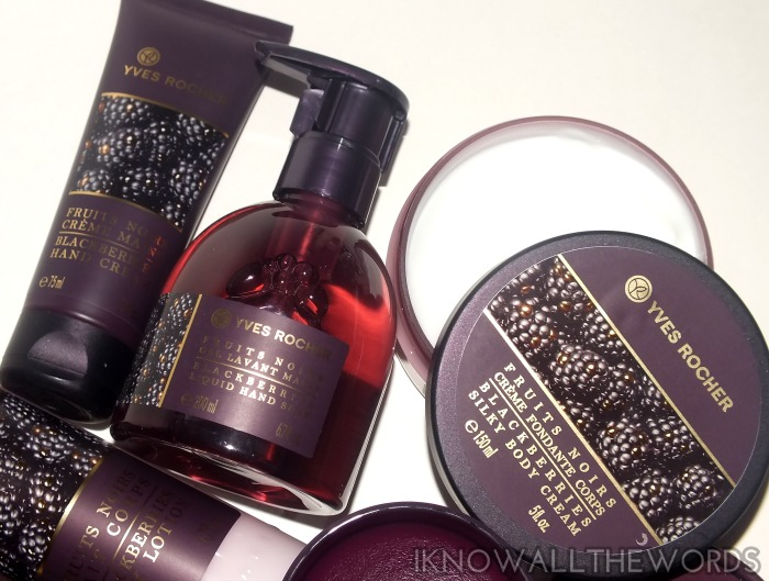yves rocher holiday 2014 blackberries  (3)