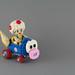 Mario Kart - Toad by fujiia