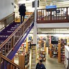 Homina homina homina!!! The heavenly smell of REAL books! I could live here.  #bookworm #booklovers #books #powellsbooks #powells #portland #wonderland #disneyforintroverts #nerd #love #tw
