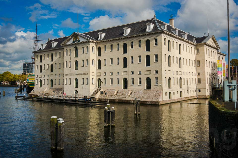 National Maritime Museum @ Amsterdam, Netherlands
