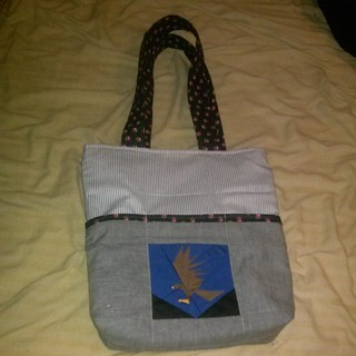 Harry Potter Tote side 1
