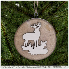 Alouette - The Arcade Christmas Gift 2014