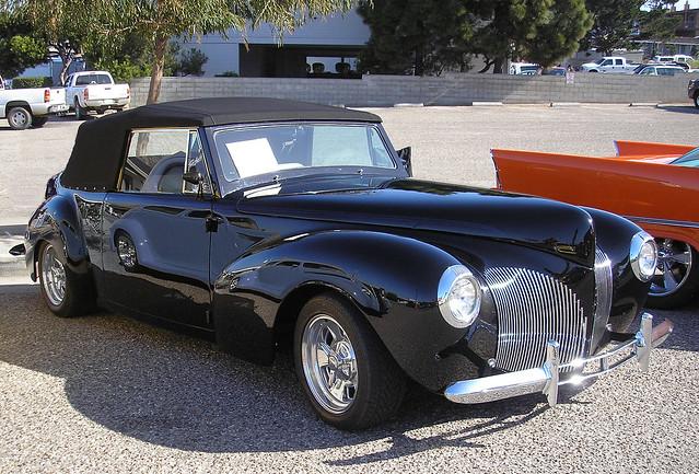 1940 Lincoln Continental Cabriolet Custom