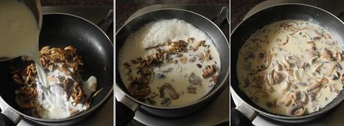 button mushroom soup