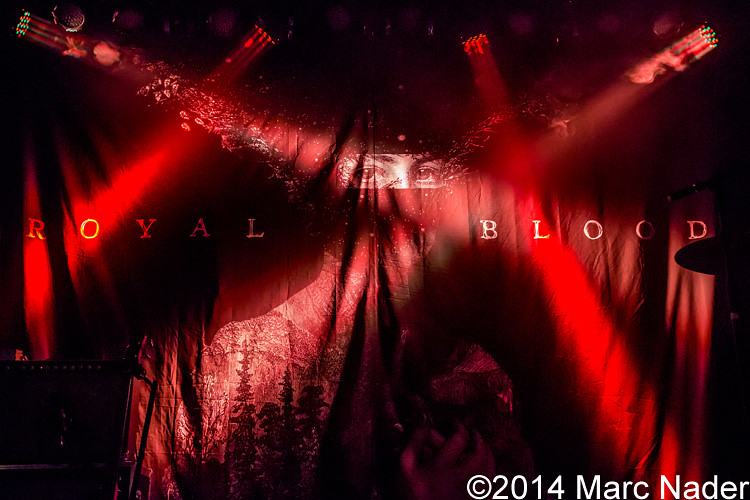 Photos of Royal Blood from December 2nd, 2014 at Saint ...