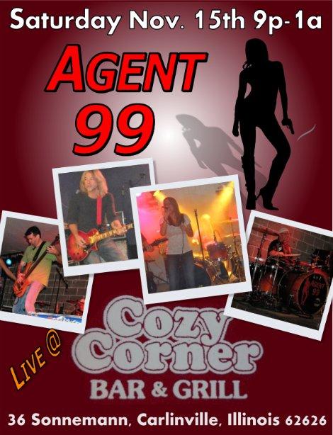 Agent 99 11-15-14