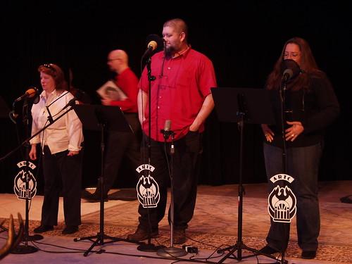 Clair W. Kiernan, Jeff Montgomery, and Dawn Marie