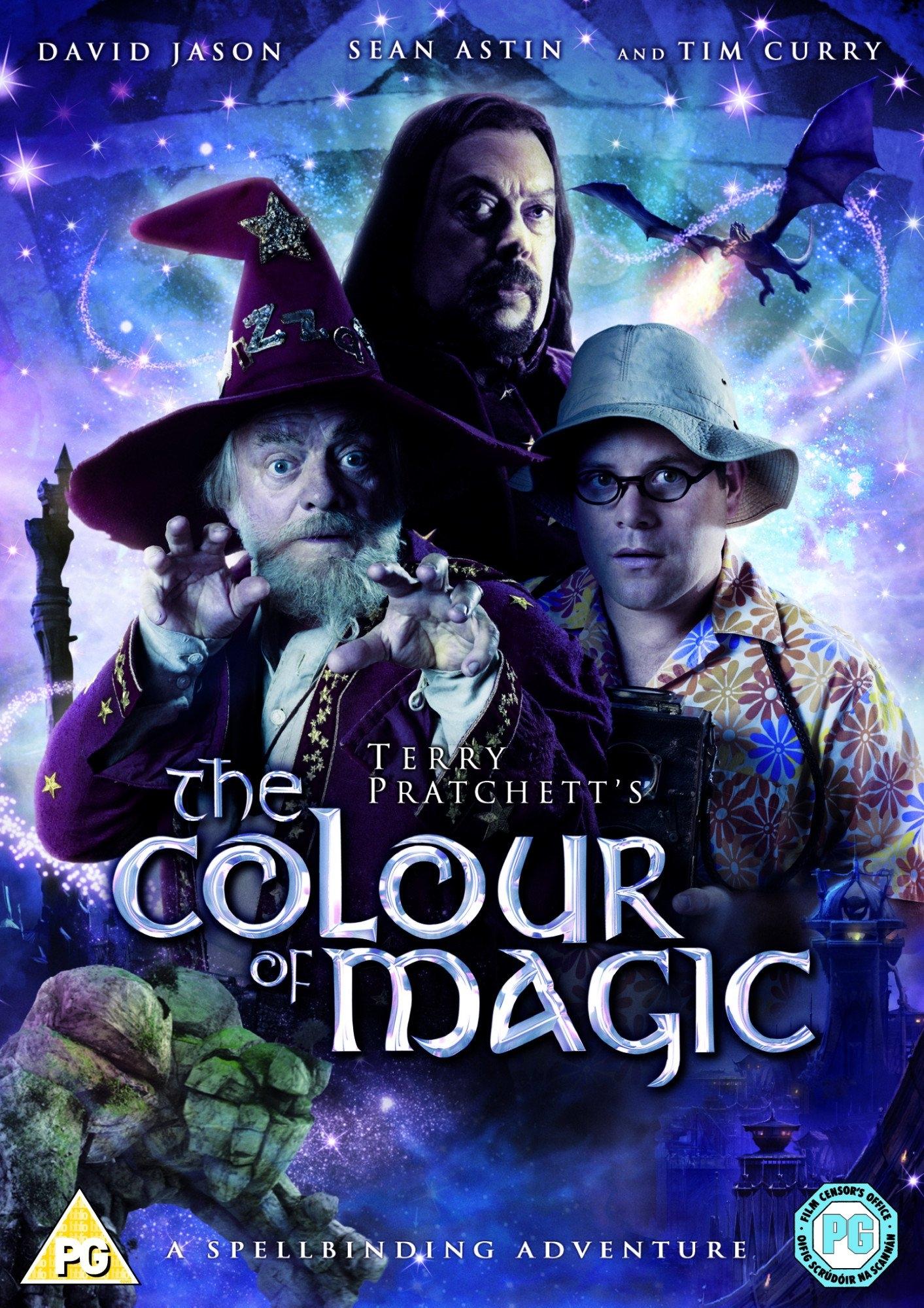 Bí Mật Trường Phù Thủy - The Color Of Magic (2008)