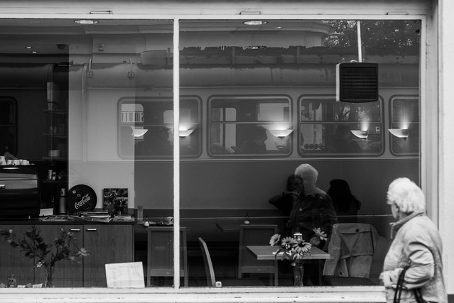 Project 365: #315 - Reflections on Vienna