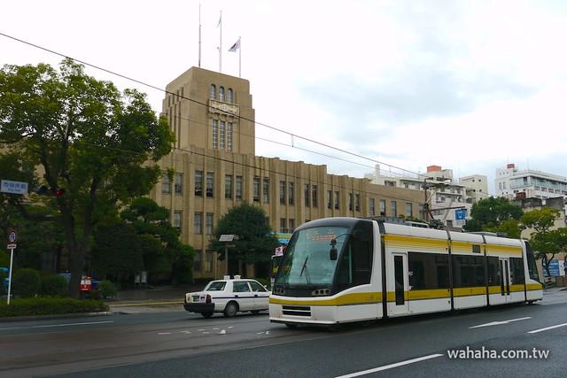 鹿兒島市電7000型