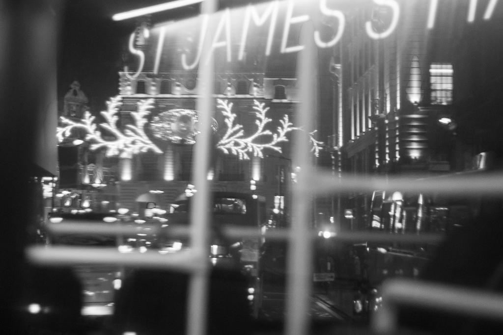 St James Market