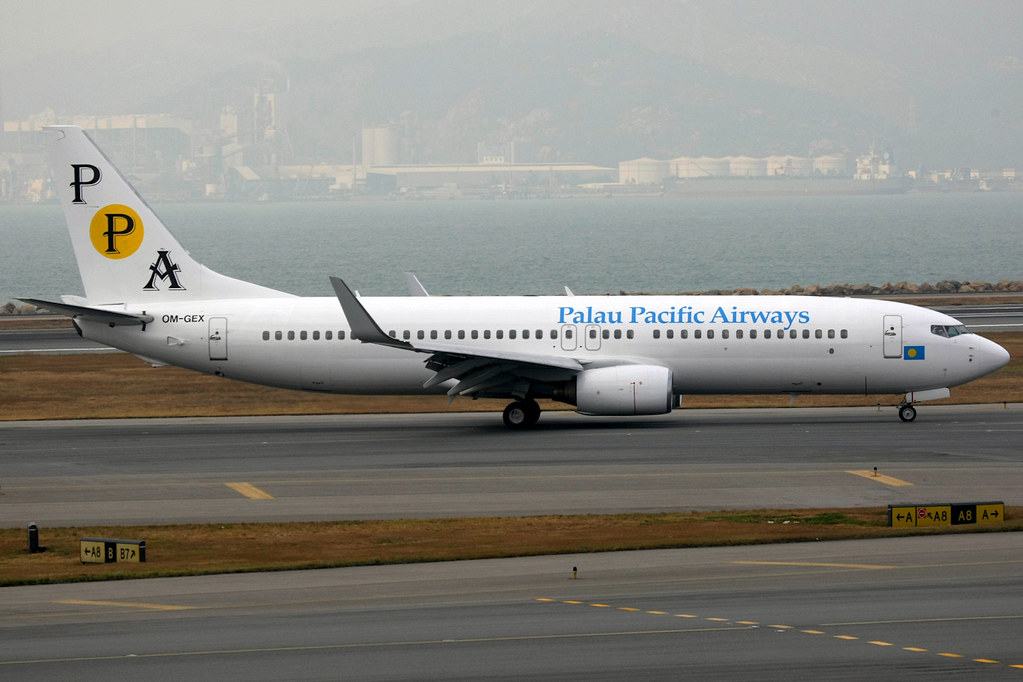 OM-GEX - B738 - AirExplore