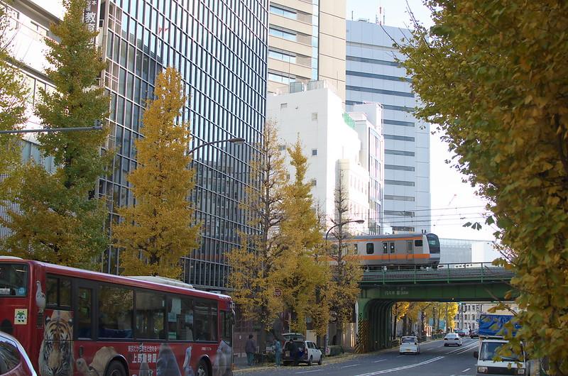 Tokyo Train Story 2014年12月13日