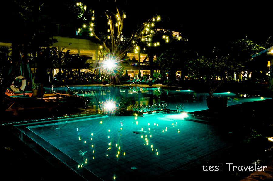 The Pool Anantara Riverside Bangkok